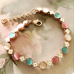 Colorful Spring Bracelet
