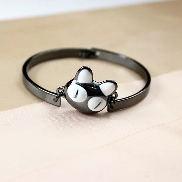 Black Cat Bangle