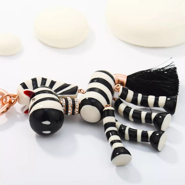 Packo The Zebra Bag Charm