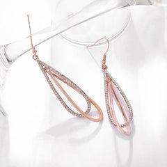 Dazzling Pendulum Earrings
