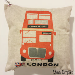 Cushions - London Bus