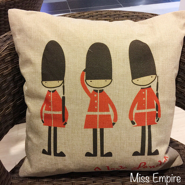 Cushions - London Soldier
