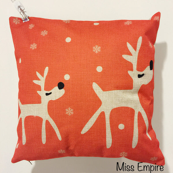 Cushions - Graceful Reindeer