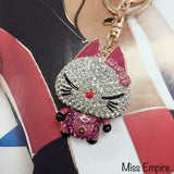 Tough Rabbit Bag Charm