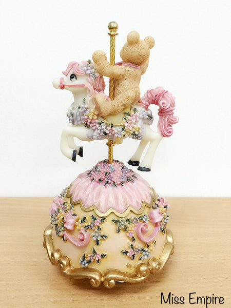 Whimsical Carousel -  Little Bear