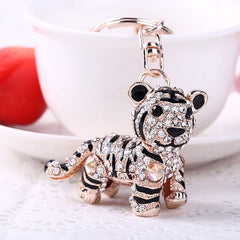 Zodiac Tiger Bag Charm