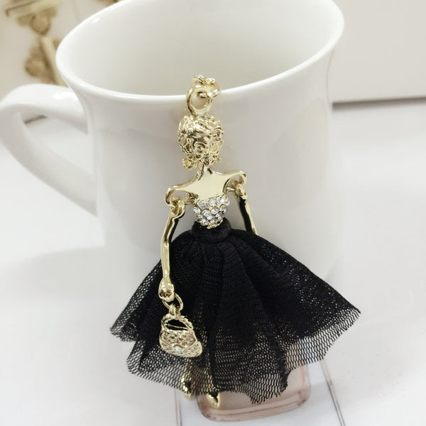 Fashion Icon Bag Charm