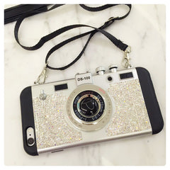 Crystal Camera Handphone Case