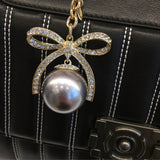 Gorgeous Bow Bag Charm