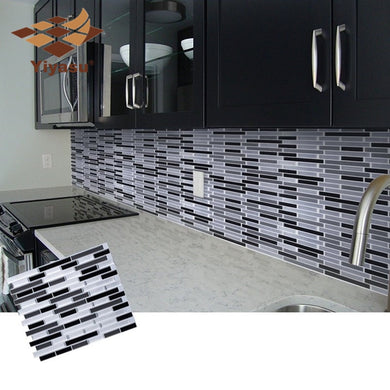 SELF-ADHESIVE TILE MOSAIC STICKER MULTI USE-EMBERIC - EMBERIC