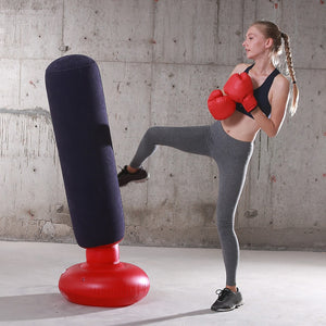 Adult Boxing Inflated Column Decompression Tumbler - EMBERIC
