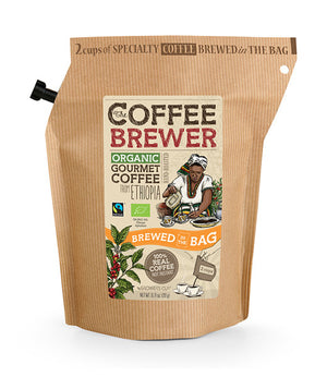 Kava Coffeebrewer - Ethiopia (Fairtrade & Organic)