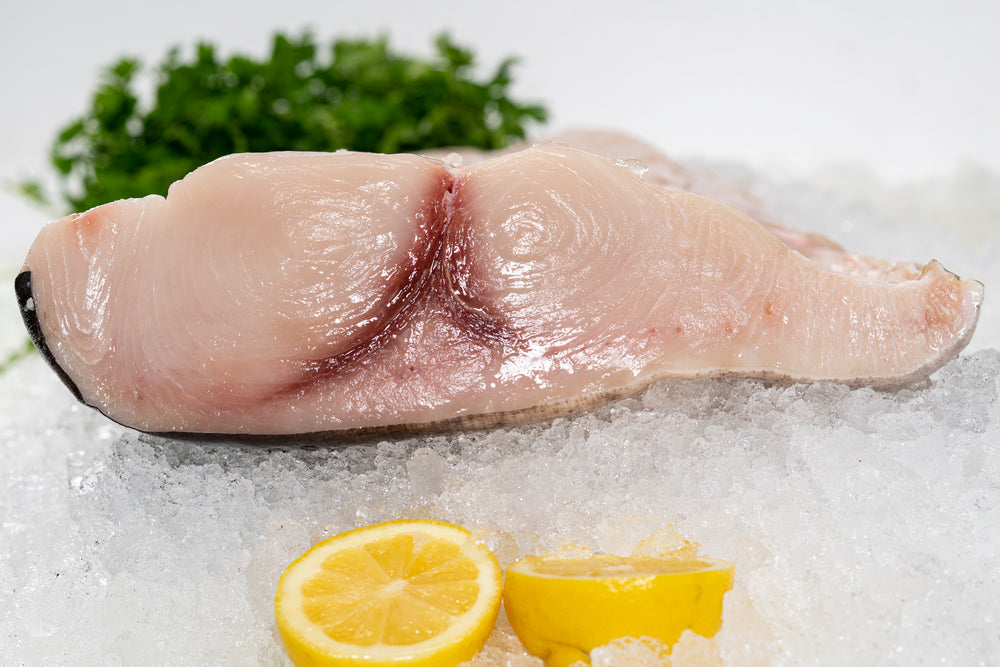 "Load image into Gallery viewer, Fresh Hawaiian ""Center Cut"" Swordfish Loin $21.00lb  ""chefs favorite"""