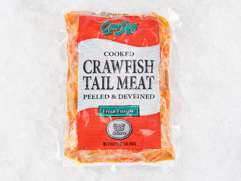 Load image into Gallery viewer, Wild Crawfish Tail Meat ($20lb)
