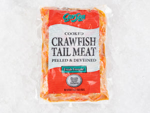 Wild Crawfish Tail Meat ($20lb)