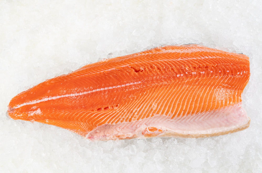 Canadian Atlantic Salmon Filet $9.80lb