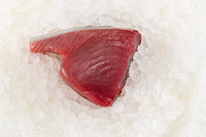 "Load image into Gallery viewer, Fresh #1 Yellowfin Tuna ""Center Cut"" Loin $24.00lb"