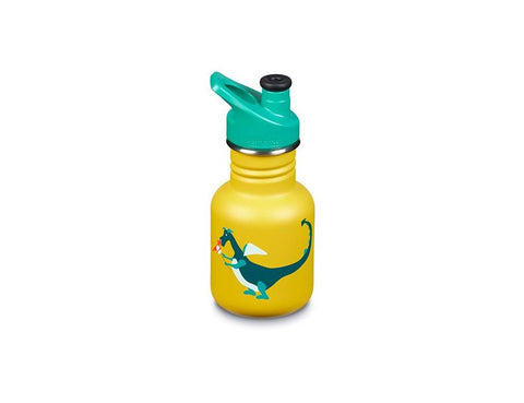 Klean Kanteen thermosfles 355 ml met sportdop - Kid Kanteen Dragon Snack