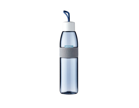 Mepal Waterfles ellipse 700 ml - Nordic demin