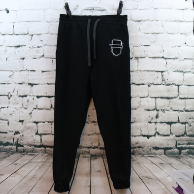 Metal Mashup Black Sweatpants