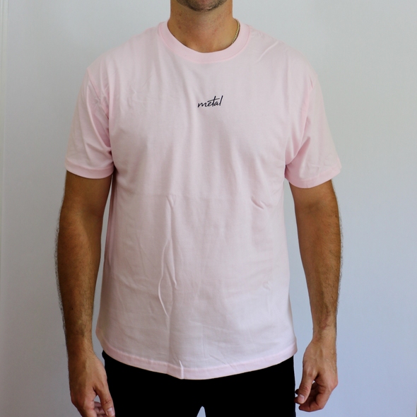 Lifestyle Pink Tee