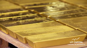 Gold traces a Downward Correction on the 19th of August (Wednesday)