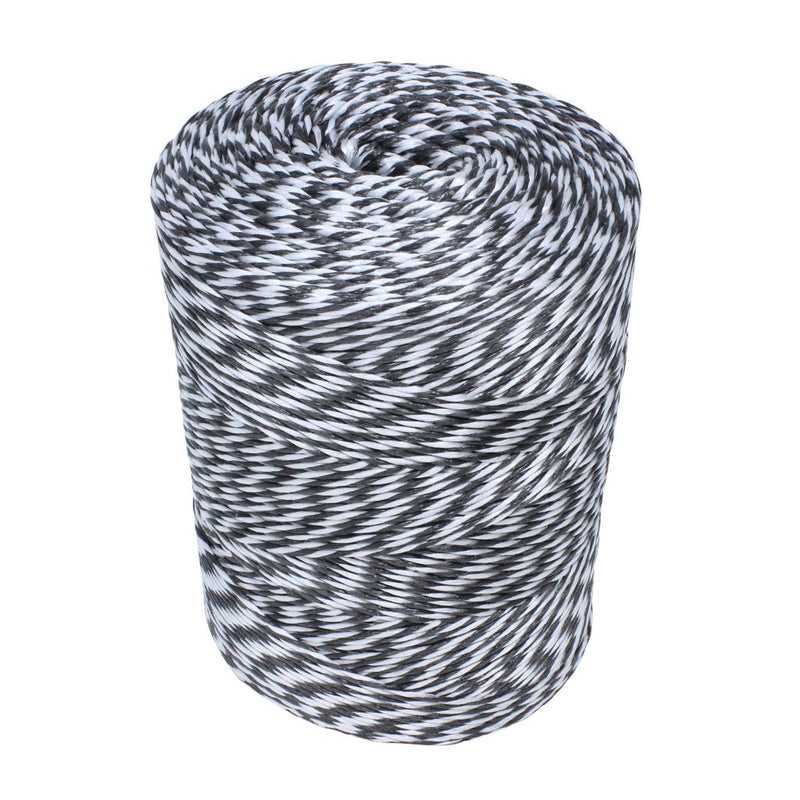 Polypropylene 2.5Kg Black and White Baling Twine