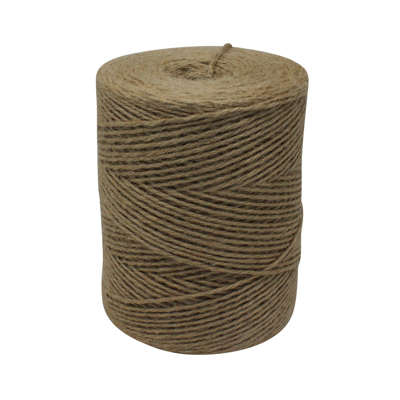 3 Ply Natural Jute Twine for Twine in a Tub