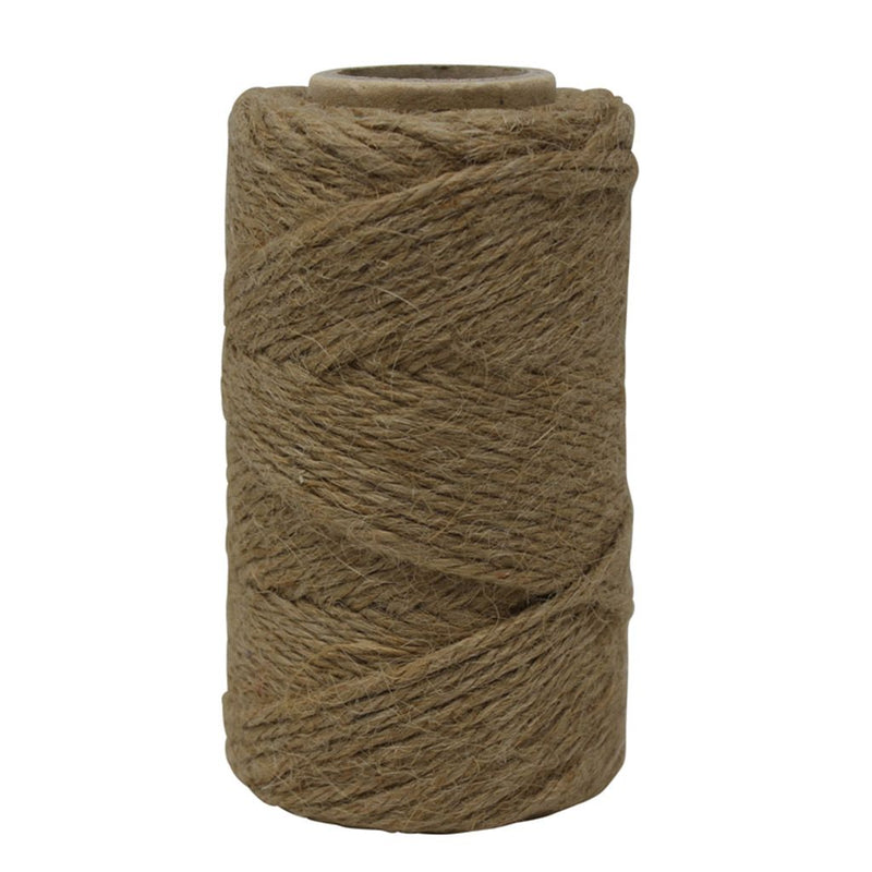 4 Ply Natural Jute Twine