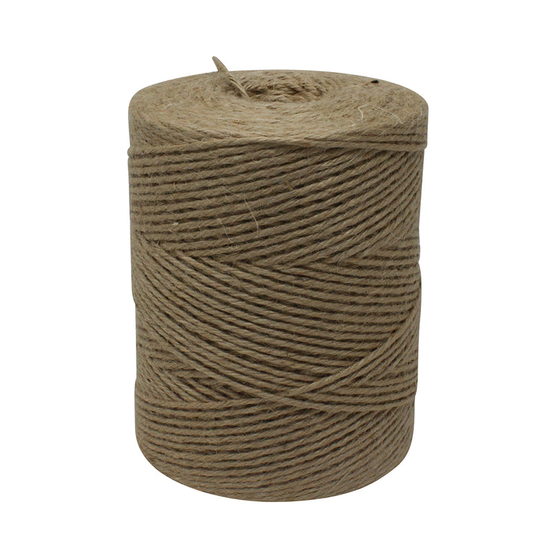 4 Ply Natural Jute Twine for Twine in a Tub