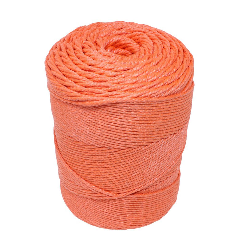 Polypropylene 1Kg Orange Baling Twine