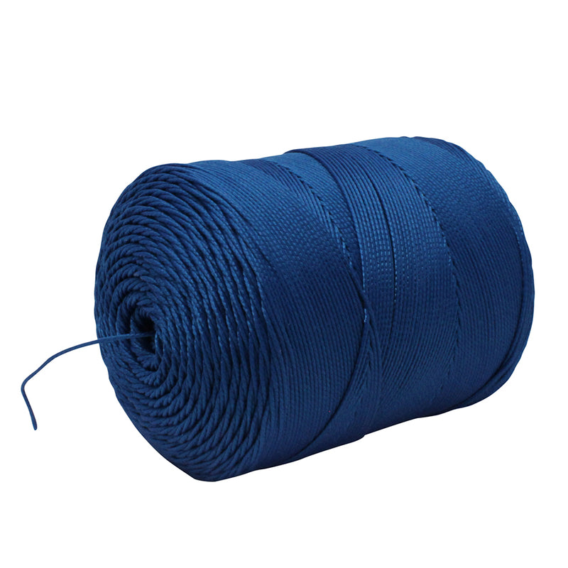 Electric Blue Centre Pull Butchers Twine