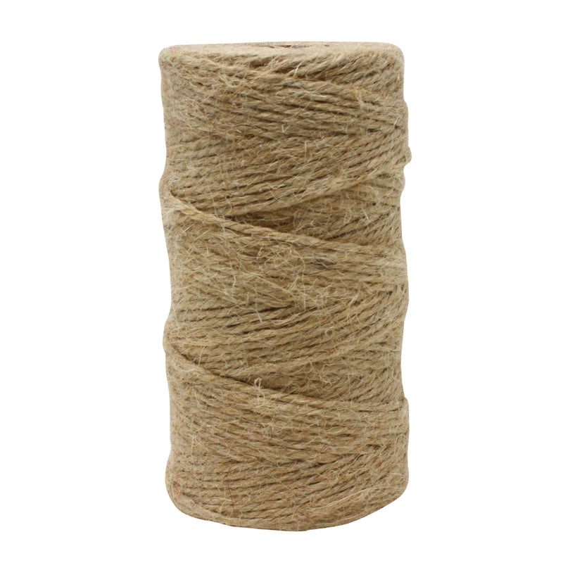 3 Ply Natural Jute Craft Twine Reel