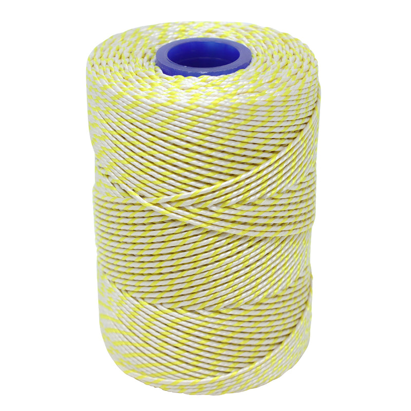 White & Yellow Hand Tying Butchers String/Twine