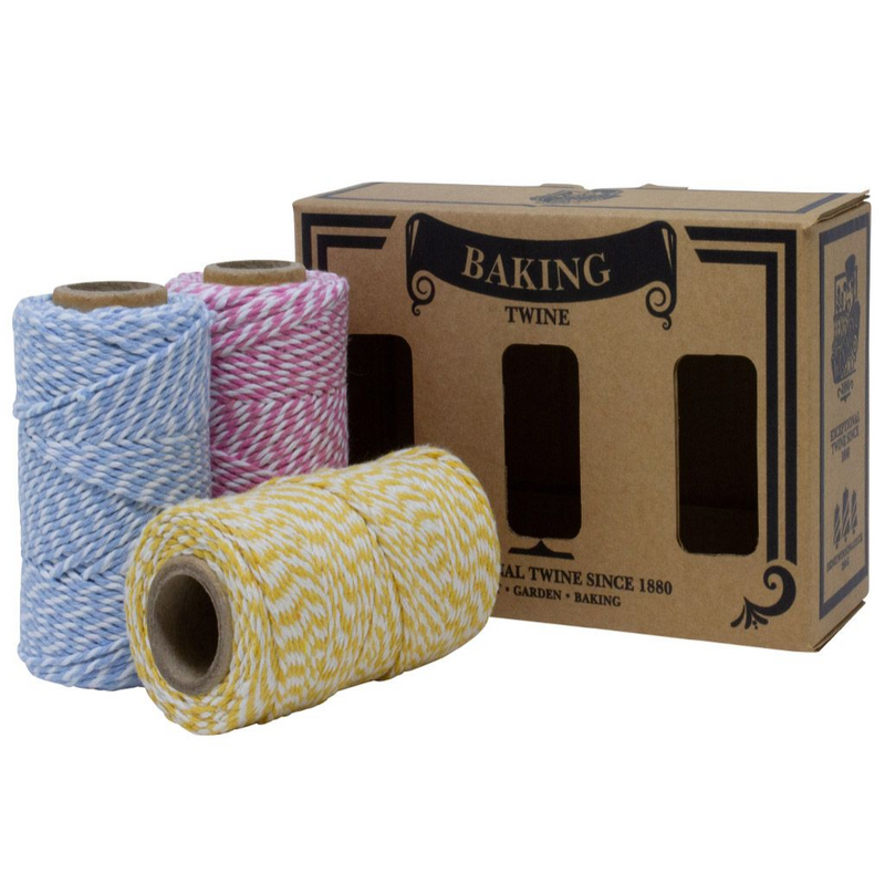 Baby Shower Bakers Twine Box