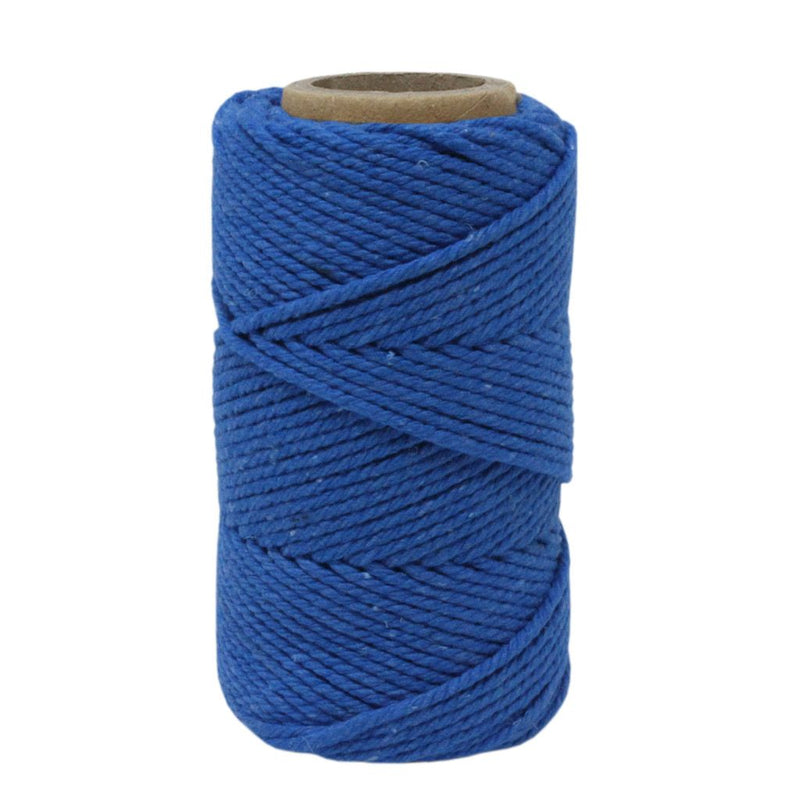 Blue No.6 Cotton Craft Twine