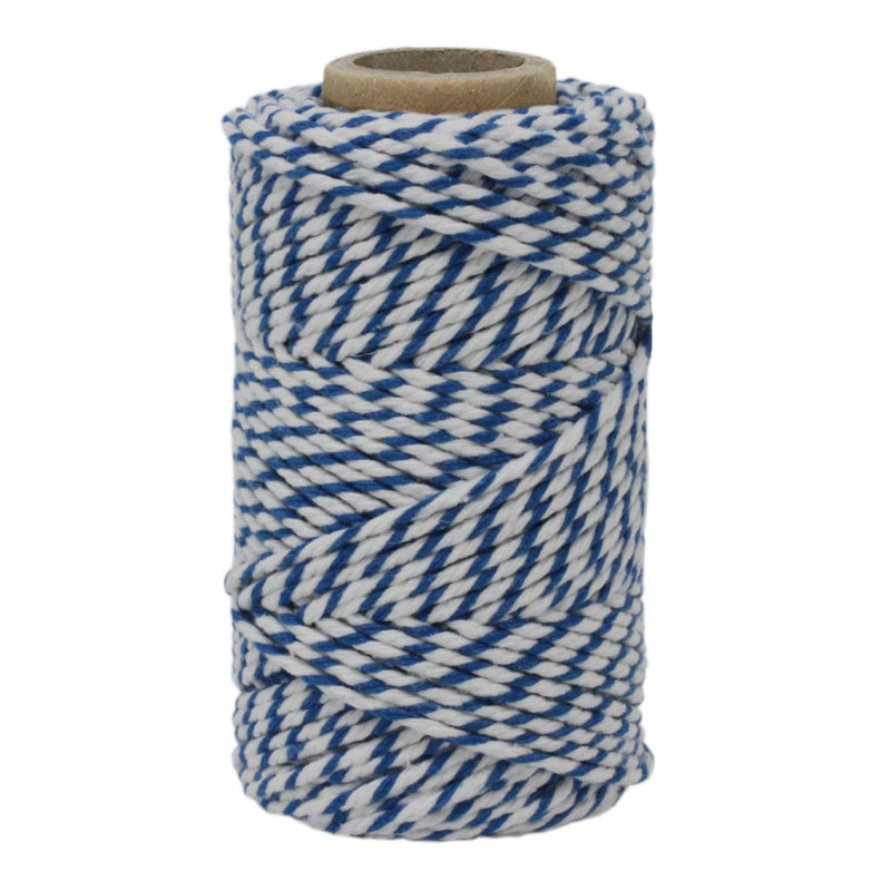 Blue & White No.6 Cotton Bakers Twine