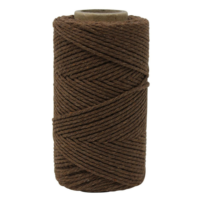 Brown No.6 Cotton Craft Twine