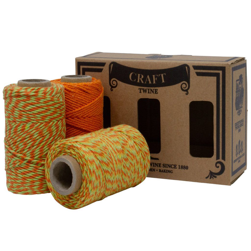 Carrot Patch Craft Twine Box