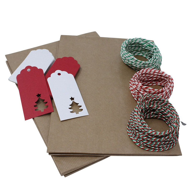 Christmas Tree Wrapping Set