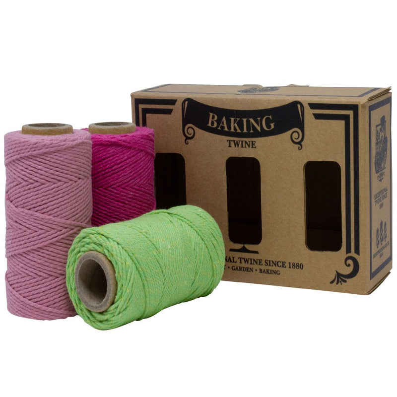 Easter Egg Bakers Twine Box