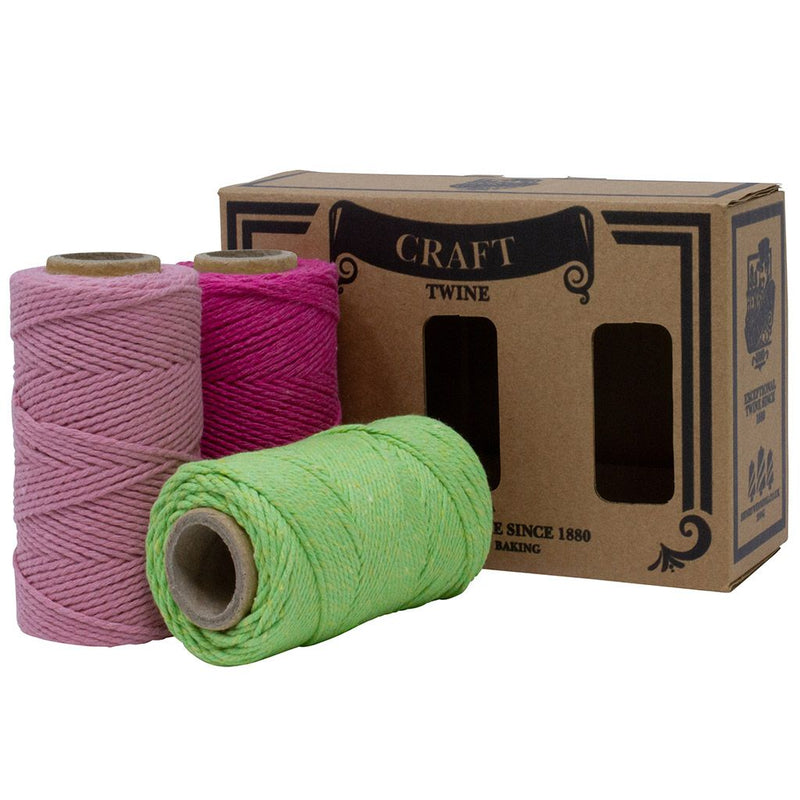 Easter Egg Craft Twine Box