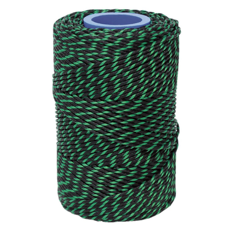 Green & Black Hand Tying Butchers String/Twine