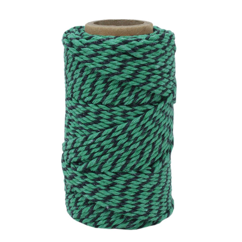 Green & Black No.6 Cotton Bakers Twine