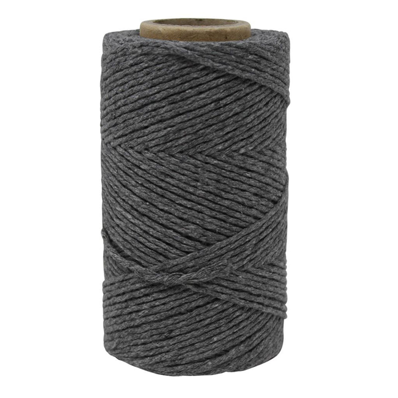Grey No.6 Cotton Bakers Twine