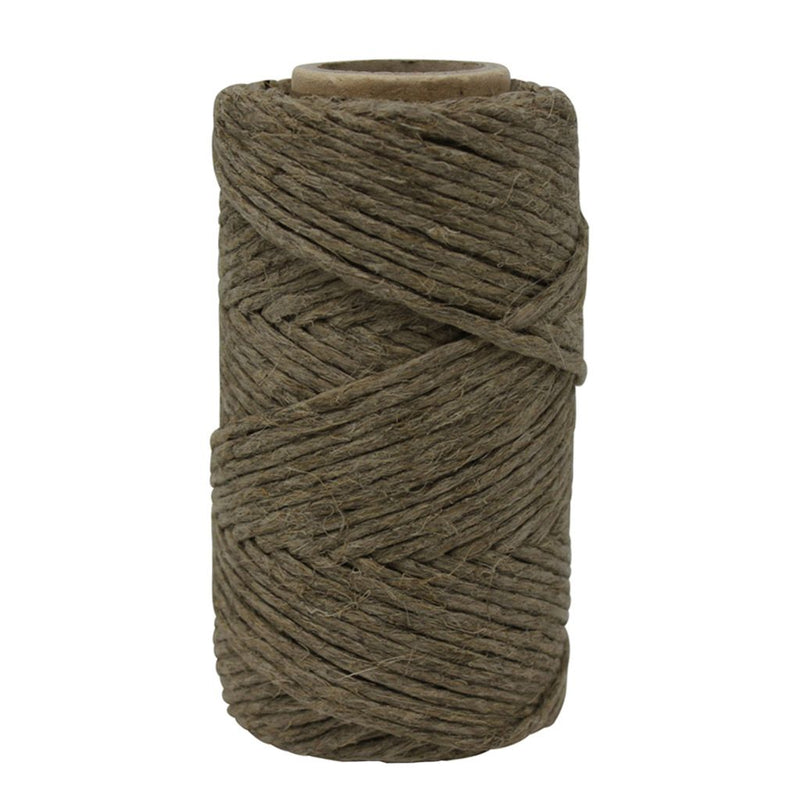 Natural 302 Flax Upholstery Twine