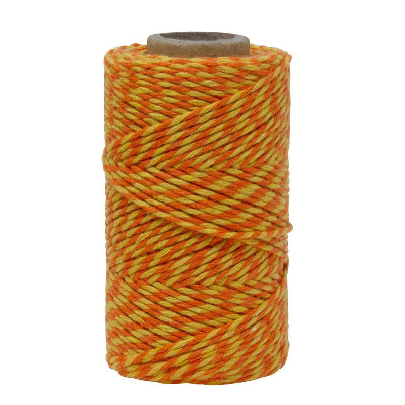 Orange & Lemon No.6 Cotton Bakers Twine