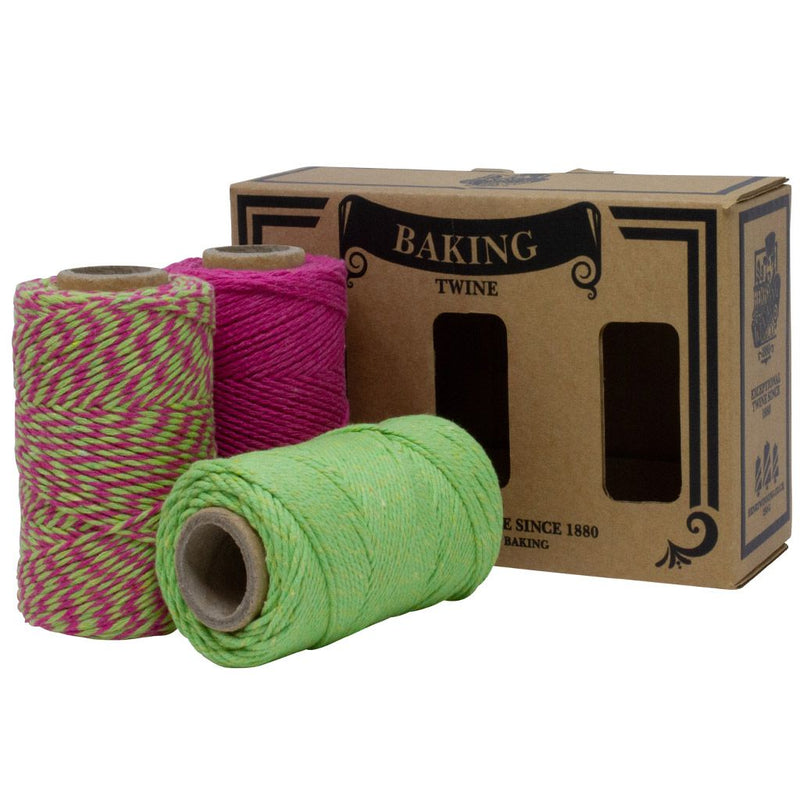 The Easter Enchantment Bakers Twine Box
