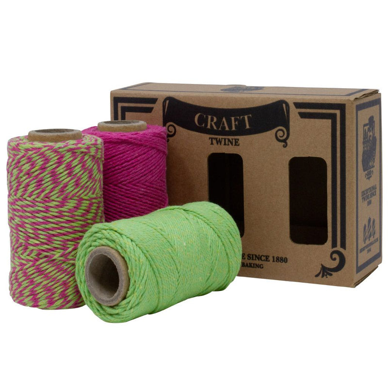 The Easter Enchantment Craft Twine Box