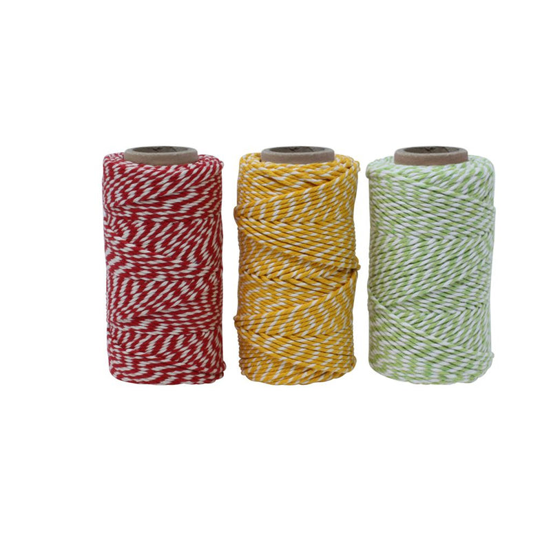 Tooty Fruity Bakers Twine Box